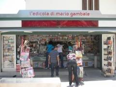 Intervento realizzazione logo edicola - Avellino -
